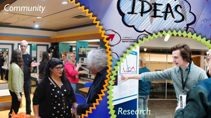 Poster for the CSS Community Research, January 2021
