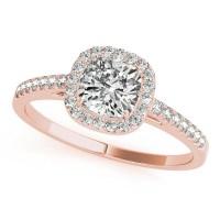 rose gold rings for women resizeable