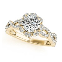 Gold Engagement Rings and Italian Engagement rings