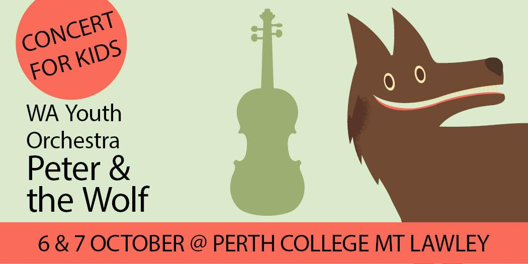 Peter & the Wolf – Presented by St John of God Health Care