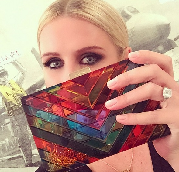Nicky Hilton S 6 Carat Royal Asscher Cut Diamond Ring