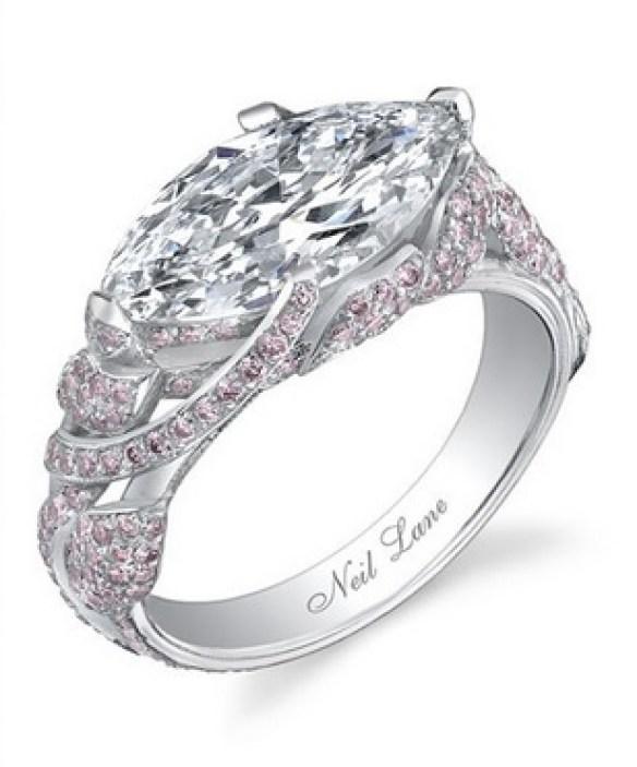 Portia de Rossi s 3 Carat Marquise Diamond Ring