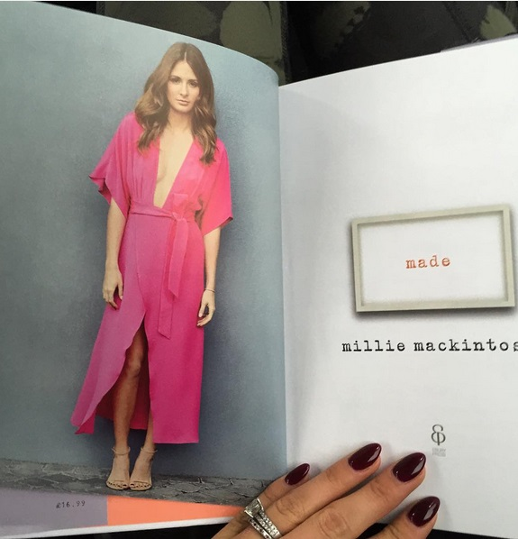 Credit: Millie Mackintosh /Instagram