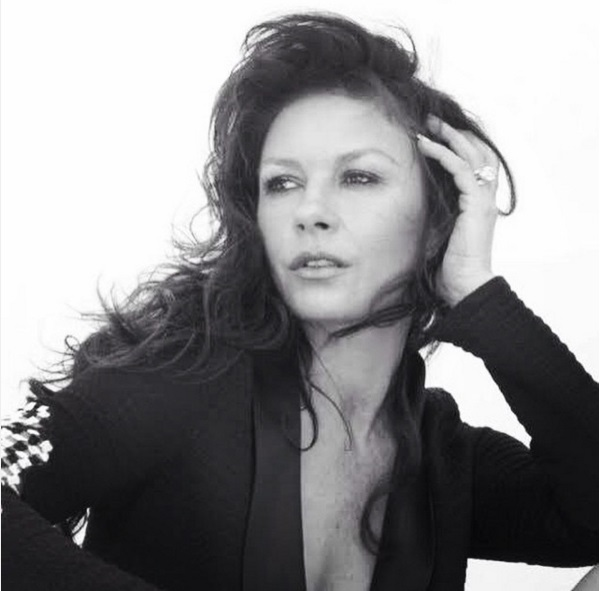 Catherine Zeta-Jones/Instagram