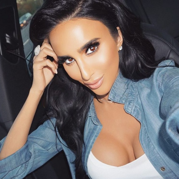 lilly ghalichi instagram