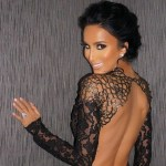 Lilly Ghalichi's 12 Carat Pear Shaped Diamond Ring