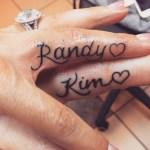 Kimberly Kessler's Oval Cut Diamond Ring