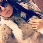 Juliana Ramirez' Cushion Cut Diamond Ring