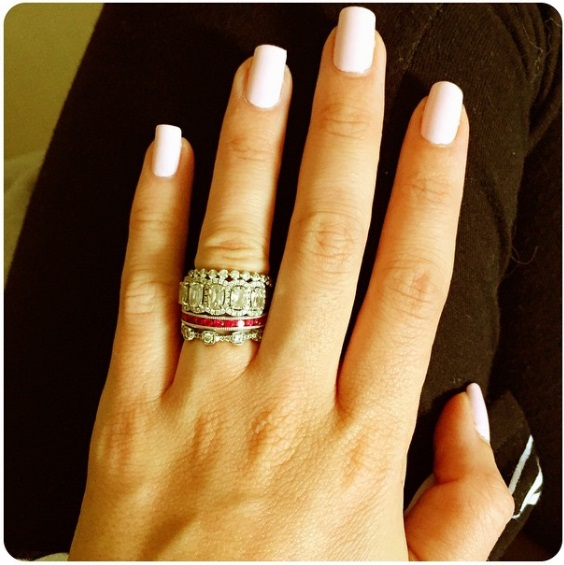 Danielle Deleasa Wedding Ring – images free download