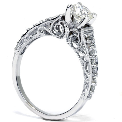 princess_cut_60ct_diamond_engagement_ring_vintage_antique_scroll_style_hand_engraved_14_kt_white_gold_8387f2d7