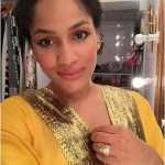 Masaba Gupta's Triangle Diamond Ring