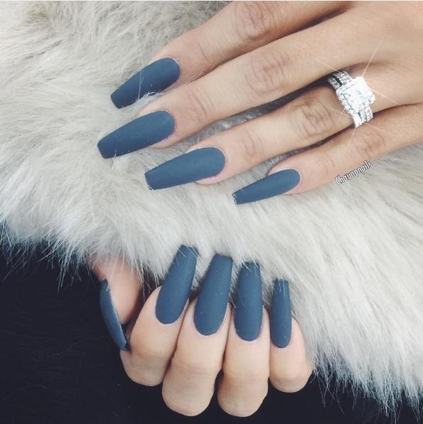 Scheana Marie Jancan\'s Square Shaped Diamond Ring