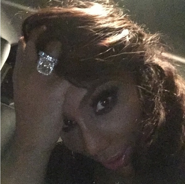 credit tamar braxtoninstagram - Tamar Braxton Wedding Ring
