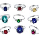 What Your Coloured Gemstone Engagement Ring Says About You