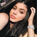 Kylie Jenner's Oval Cut Diamond Ring