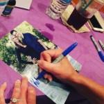 Kelsey Gerckens' Round Cut Diamond Ring