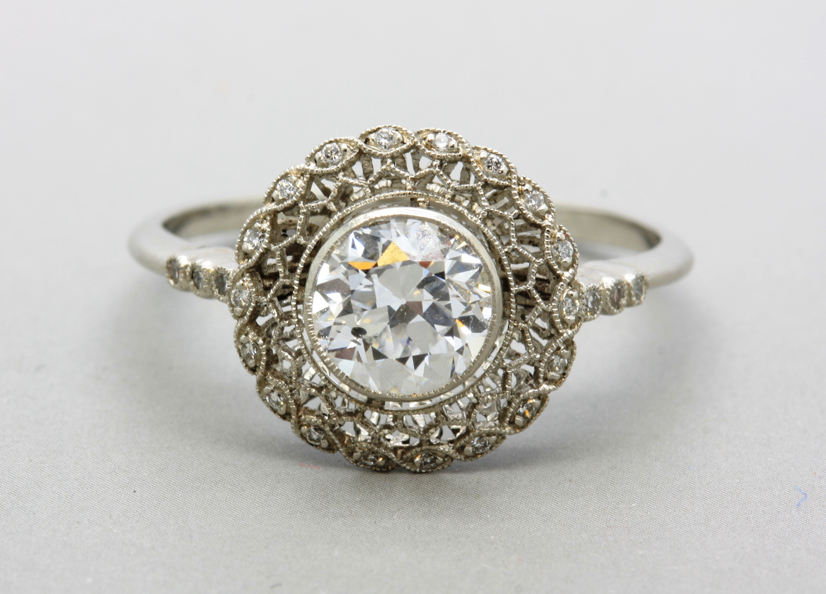 What You Need to Know about Art Nouveau Engagement Rings | The ...