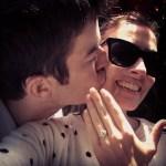 Annamarie Tendler's Round Cut Diamond Ring