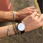 Rachel Beauregard's Round Cut Diamond Ring