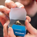 Say 'I Do' to the Domino's Pizza Engagement Ring!