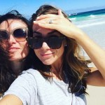 Kate Ritchie's Cushion Cut Diamond Ring