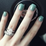 Reby Reyes' Marquise Shaped Diamond Ring