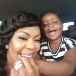 Afia Schwarzenegger's Emerald Cut Diamond Ring