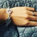 Chelsea Rebelo's Emerald Cut Diamond Ring