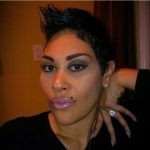 Keke Wyatt's Oval Cut Diamond Ring