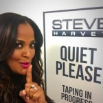 Laila Ali's Round Cut Diamond Ring
