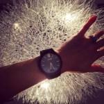 Alicia Sacramone's Square Shaped Diamond Ring