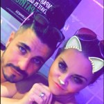 Daniella Westbrook's Round Cut Diamond Ring
