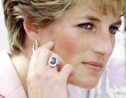 Princess Diana Wedding Ring.Princess Diana S Engagement Ring