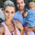 Hannah Polites' Round Cut Diamond Ring