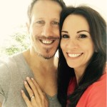 Andrea McLean's Round Cut Diamond Ring