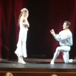 This Ballet Dancing Proposal Is Super Sweet