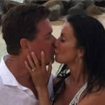 Danielle Staub's Emerald Cut Diamond Ring