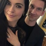Katie Lee's Round Cut Diamond Ring