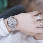 Kailey Dickerson's Cushion Cut Diamond Ring