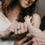 Karla Souza's Round Cut Diamond Ring