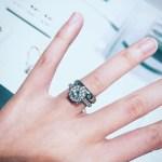 Kai Honasan's Round Cut Diamond Ring