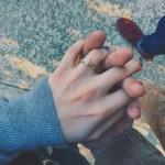 Stella McBride's Oval Cut Opal Ring