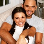 Faye Brookes's Round Cut Diamond Ring