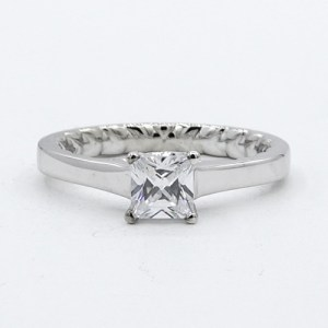 Ladies Diamond Solitaire Helna by Accufine