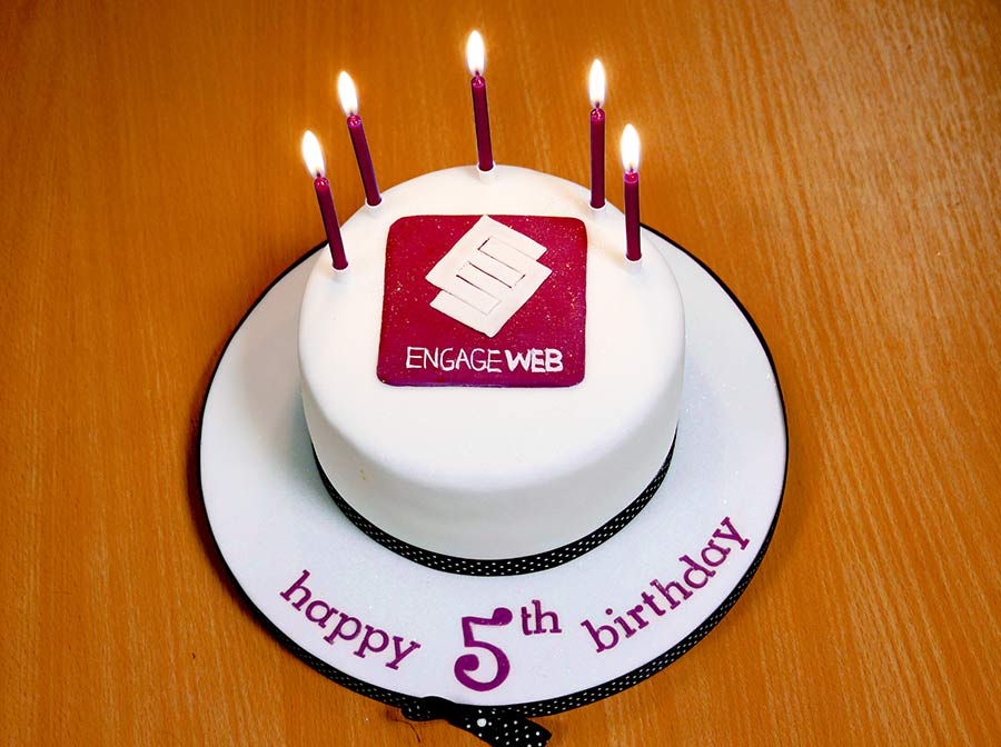 Engage Web Celebrates Five Years