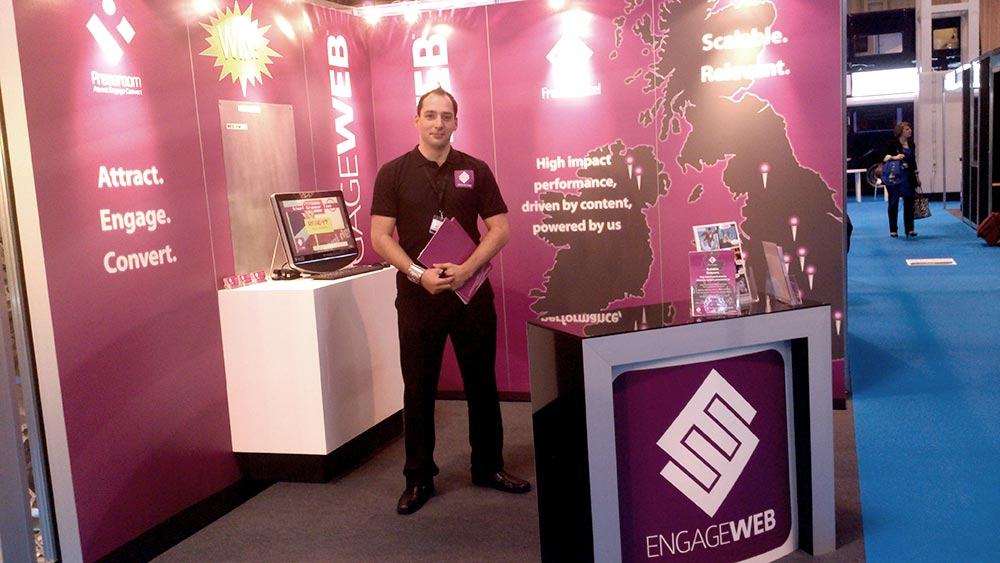Exhibited at National Franchise Exhibition