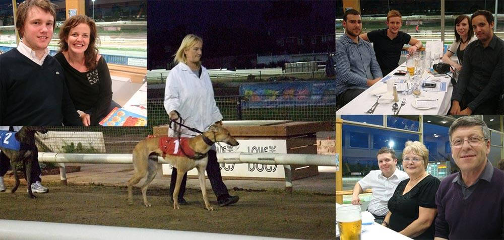Hosted Clients at Belle Vue Dog Track