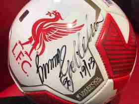 Liverpool Football Club Hospitality 008