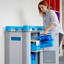 Device Storage Carts