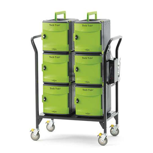tech tub 2 modular cart 32